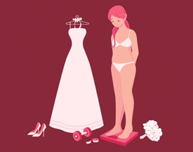Episode 3: Fad dieting for your wedding….but do you need it?