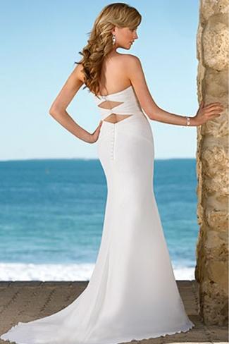 Choosing your destination wedding dress