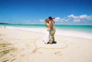 Deciding on a destination wedding