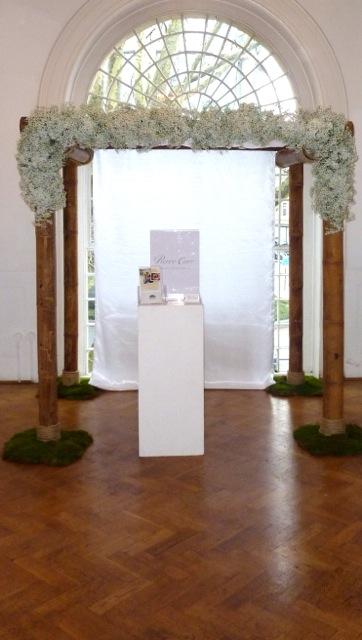 Destination Weddings: The Wedding Canopy