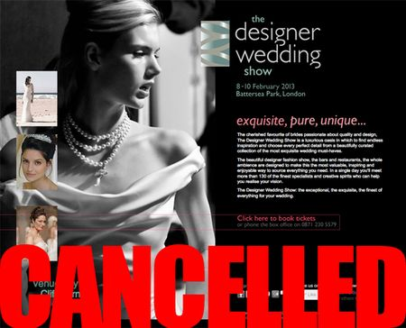 Wedding Debate: Death of the wedding show?