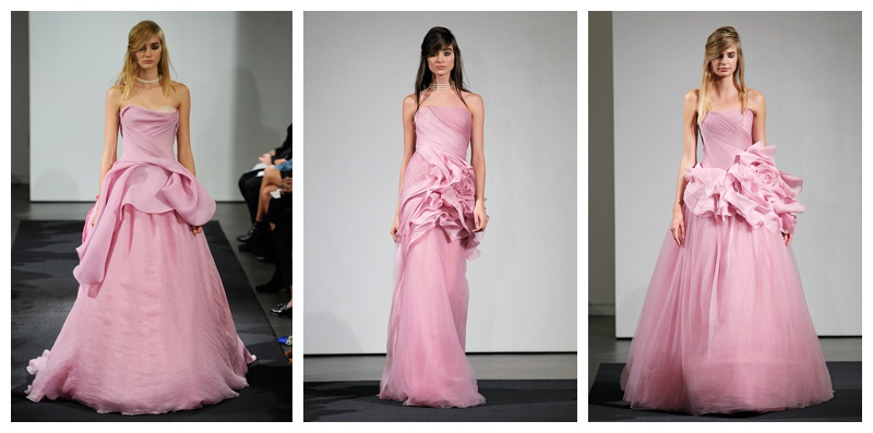 Wedding Colours: Hues of Pink