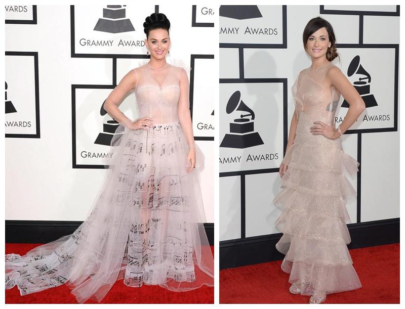 Wedding Colours: Grammy Awards Inspiration