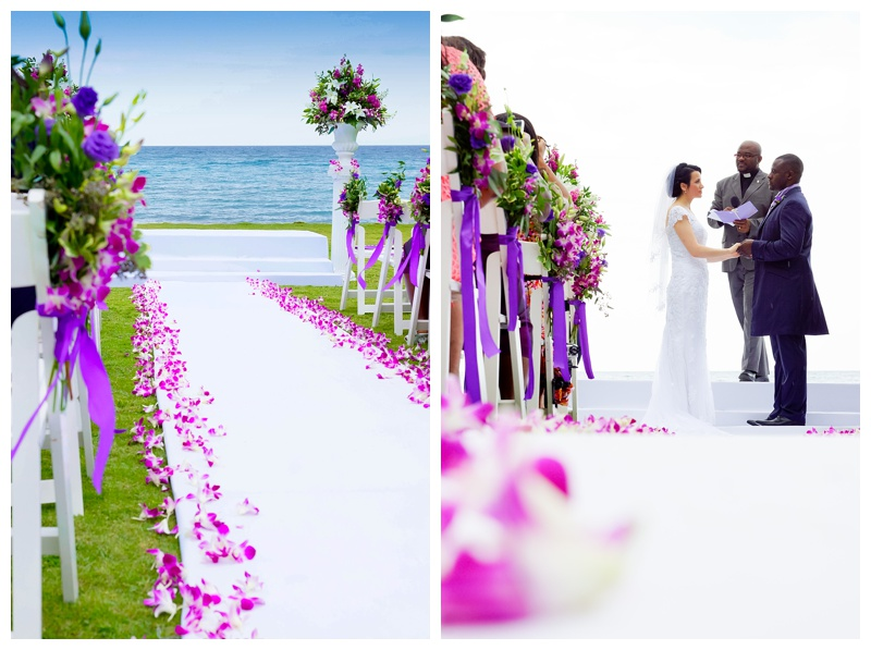 Wedding Colour: Radiant Orchid
