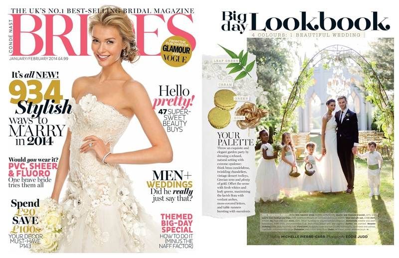 Published/Press: Featured in Style me Pretty