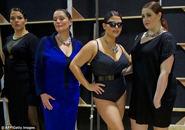 Wedding Inspiration: Plus Size Fashion Weekend 2014