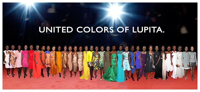 Wedding Colours: Oscar Inspiration