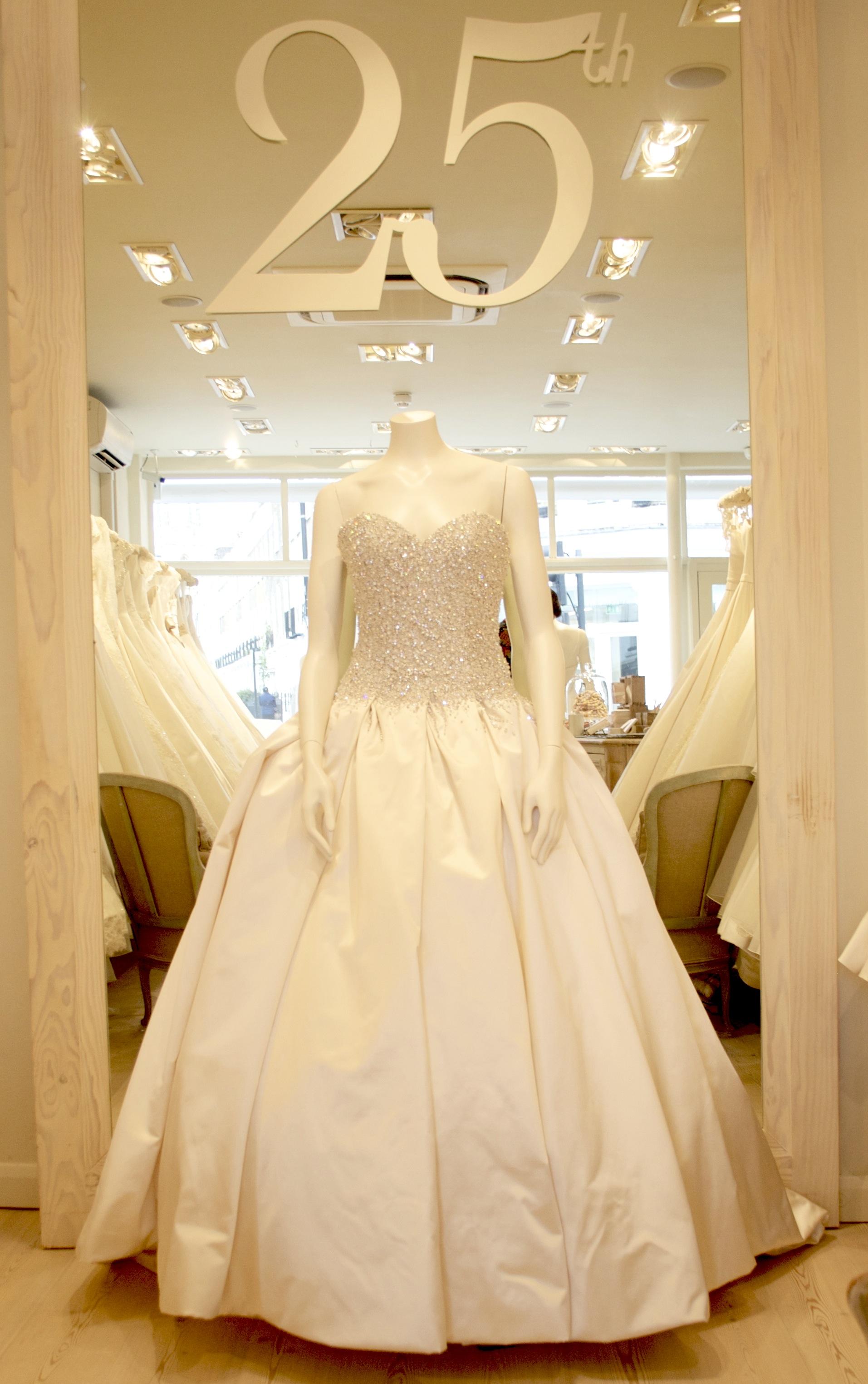 Wedding News: Phillipa Lepley celebrates 25 years