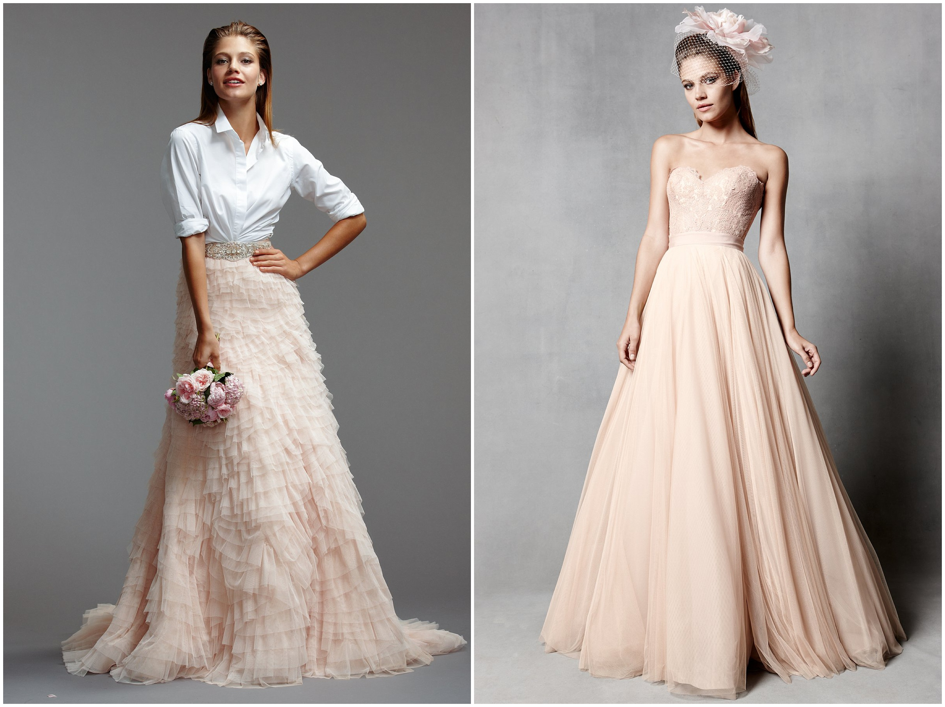Wedding Inspiration: Wedding Separates