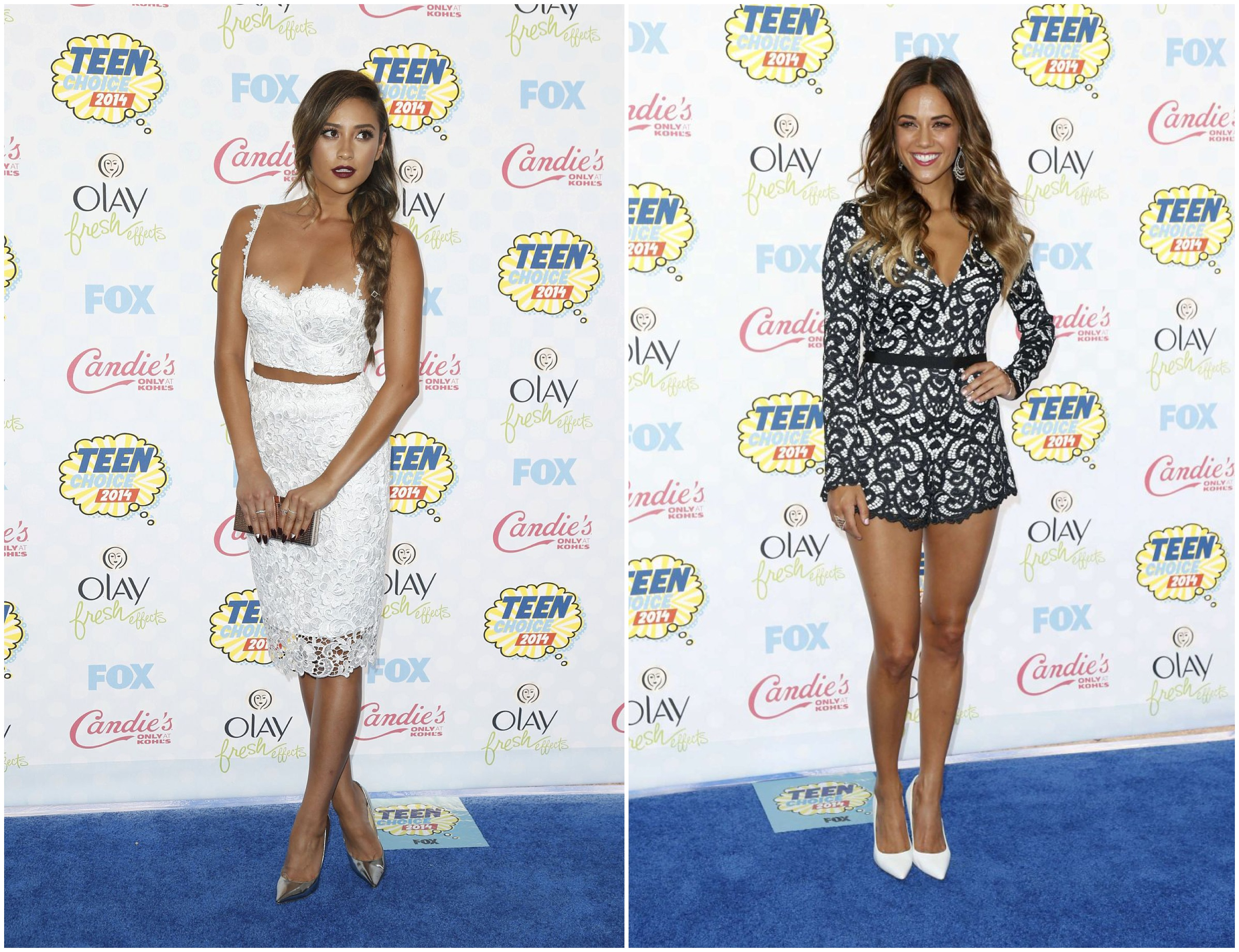 Dress Inspiration: Teen Choice Awards 2014