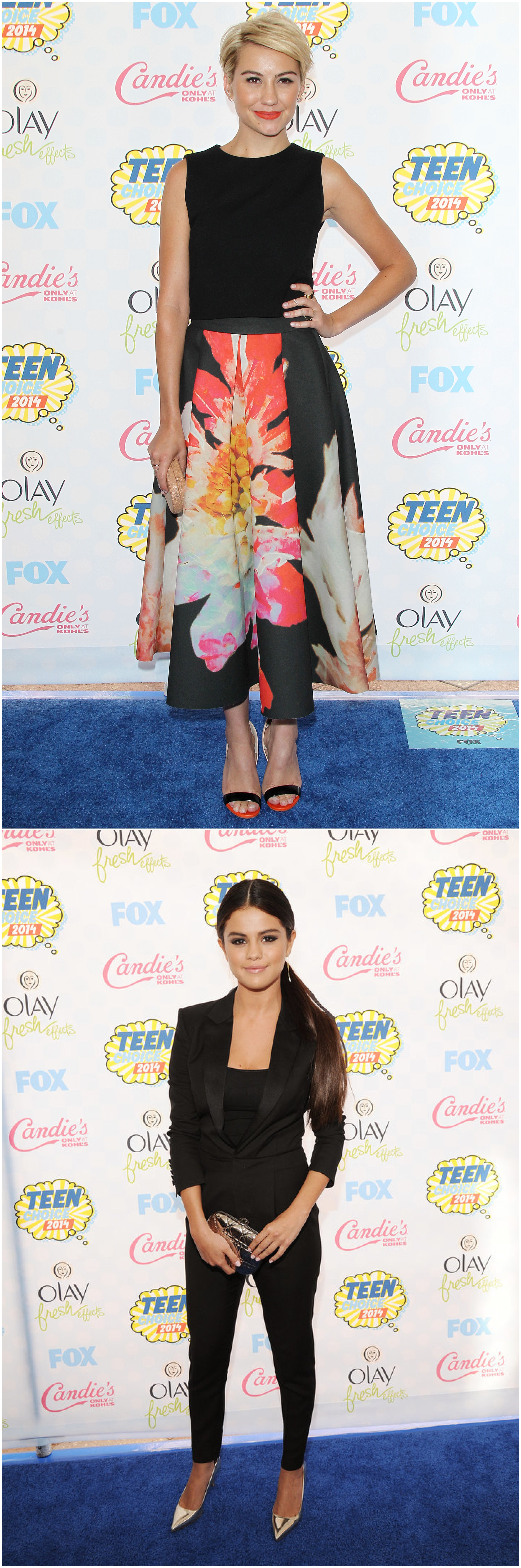 Dress Inspiration: 2014 Teen Choice Awards