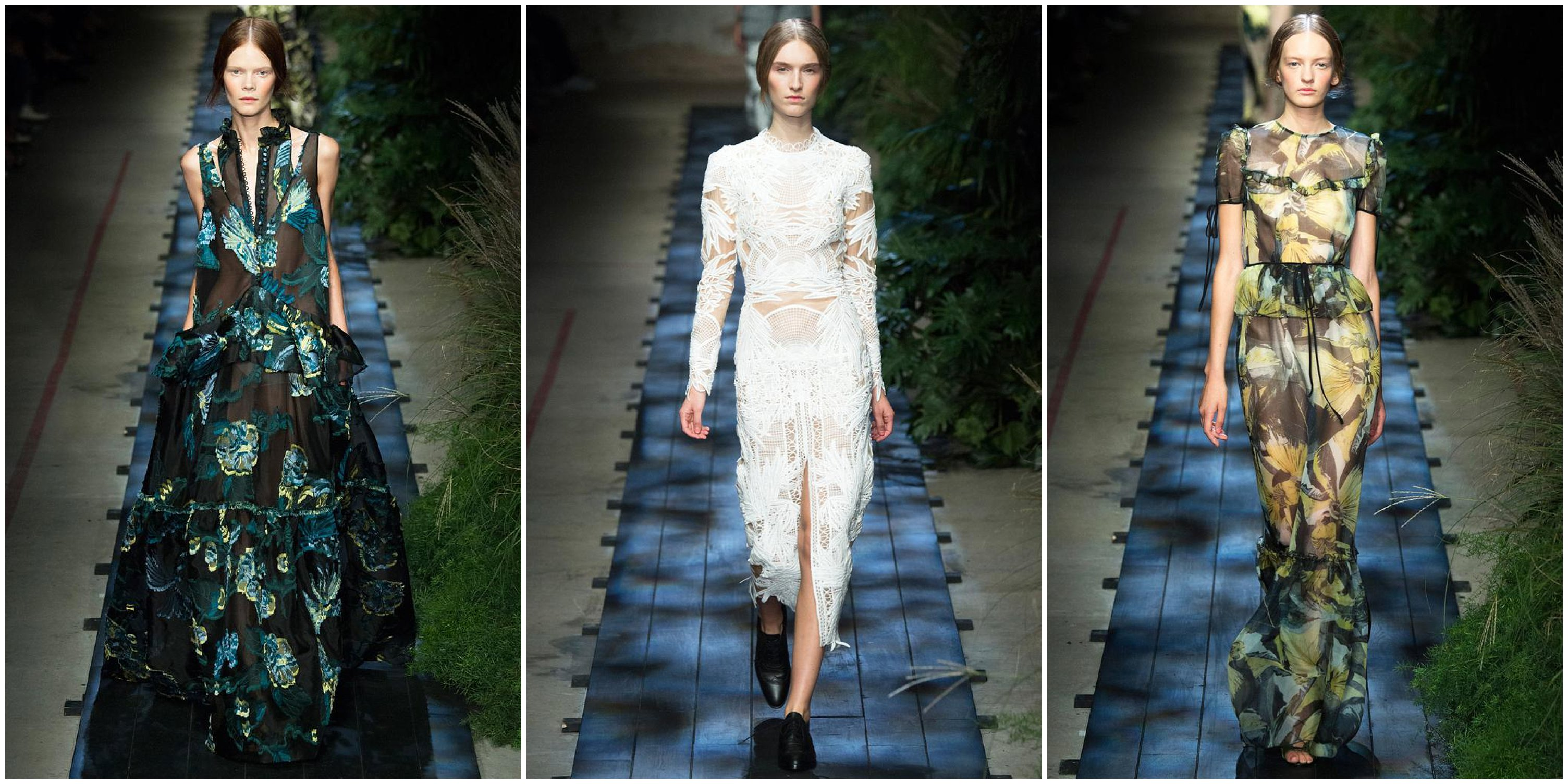 Dress Inspiration: London Fashion Week Sept 14