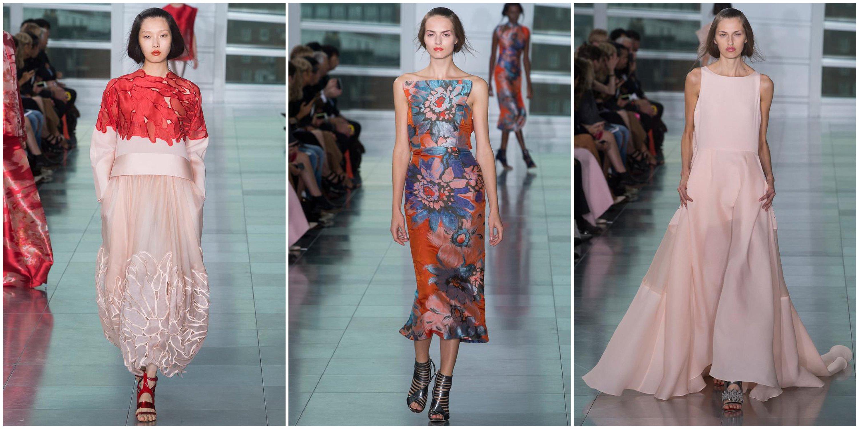 Dress Inspiration: London Fashion Week Sept 15