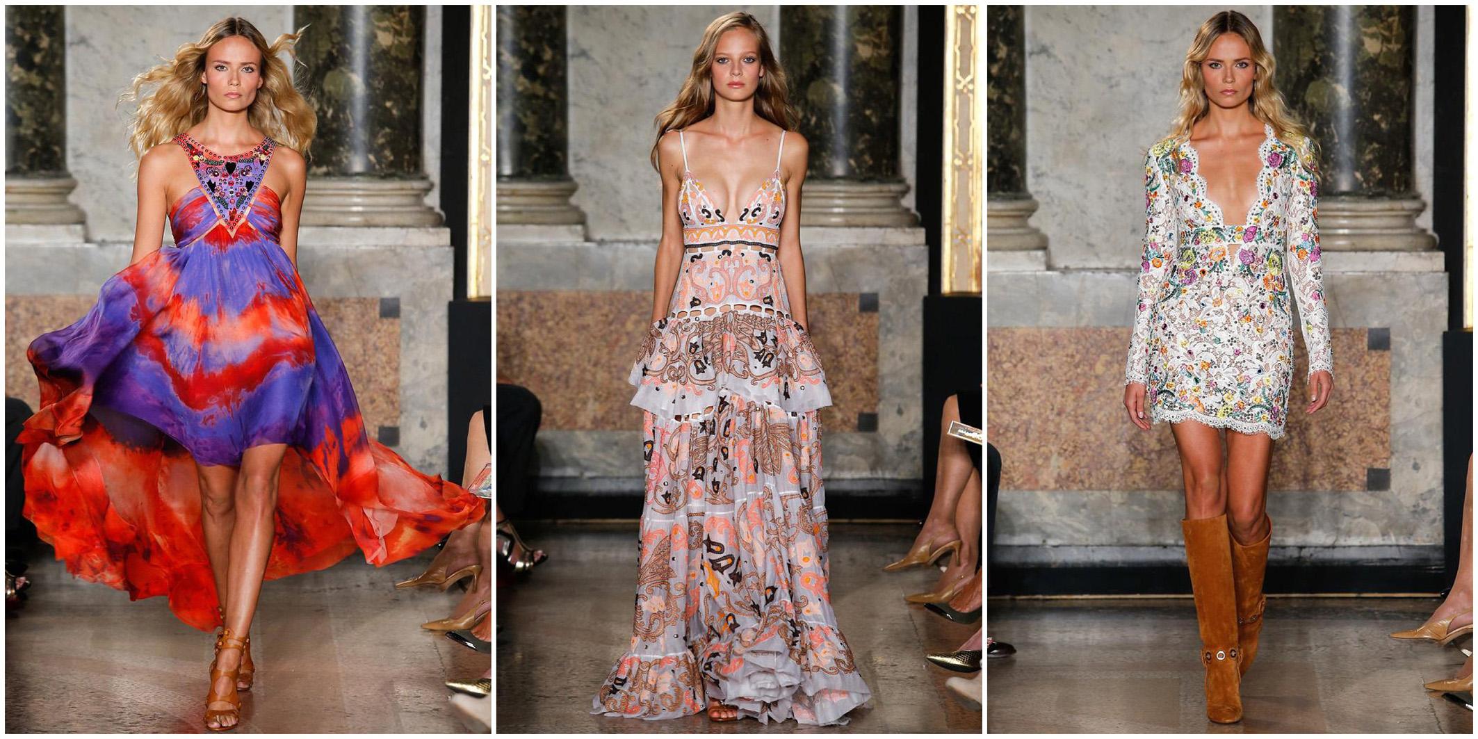 Dress Inspiration: Milan Fashion Week Sept 2014