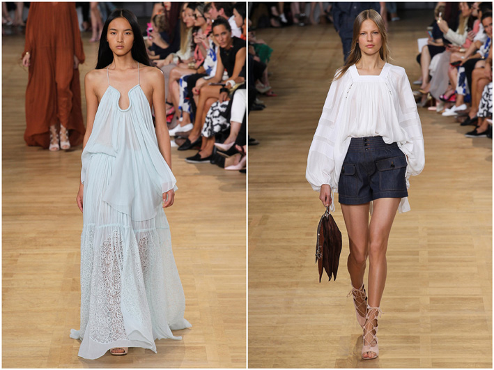 Dress Inspiration: Paris Fashion Week Sept 2014
