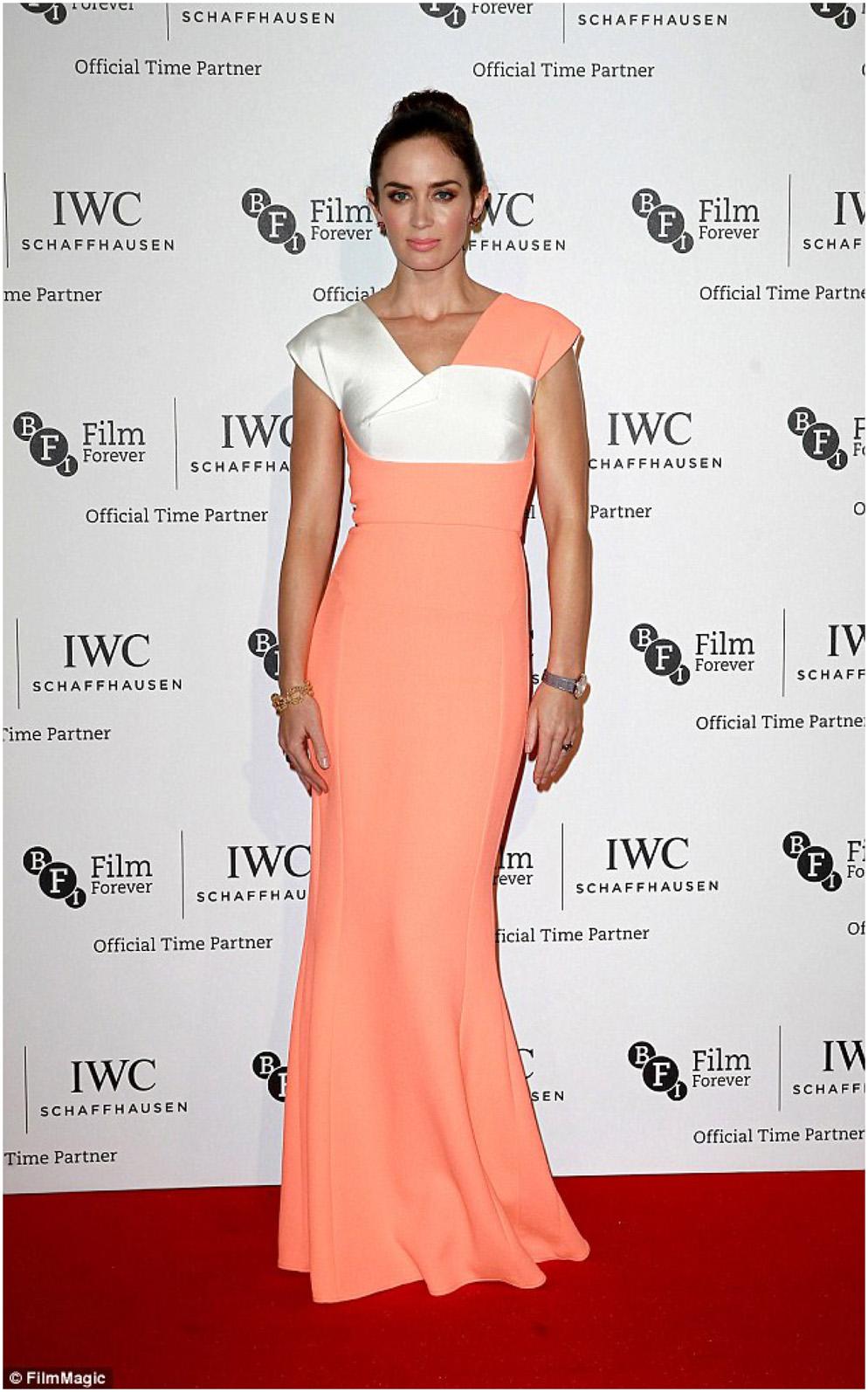 Dress Inspiration: BFI Film Festival October 2014