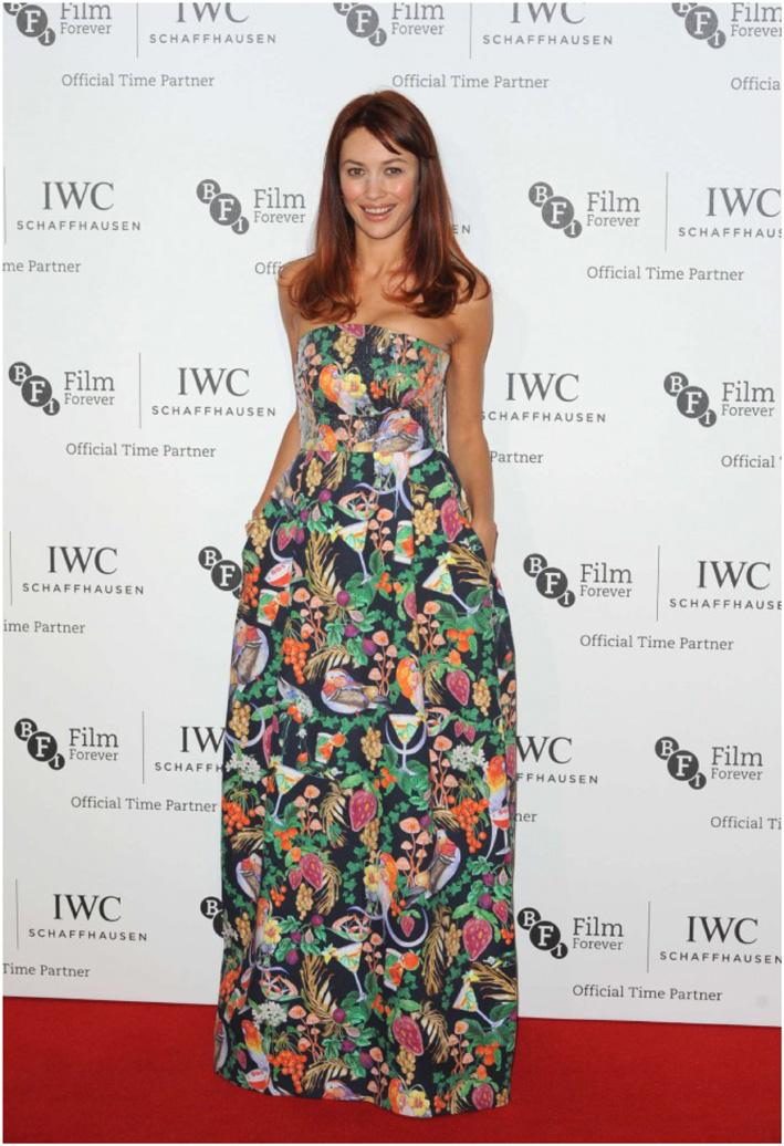 Dress Inspiration: BFI Film Festival Oct 2014