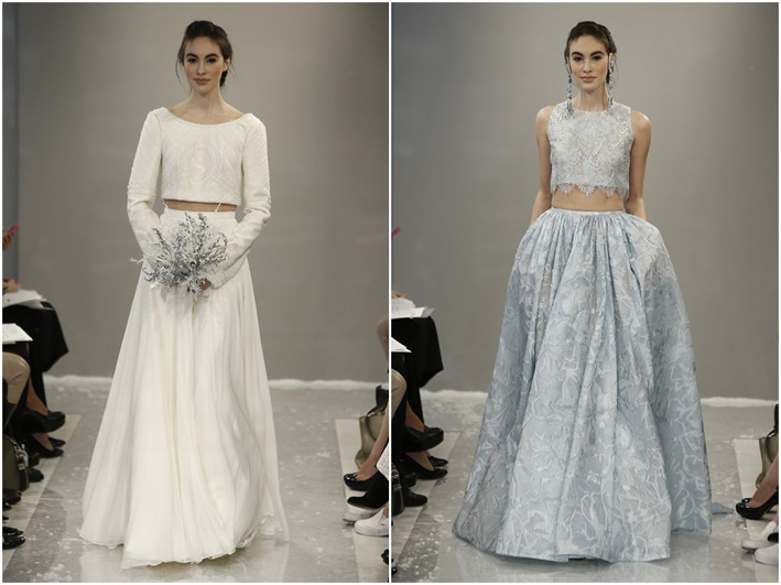 Bridal Trend: Wedding Separates Part Two