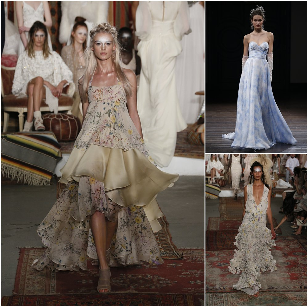 Bridal Fashion Week Spring 2016 part 2