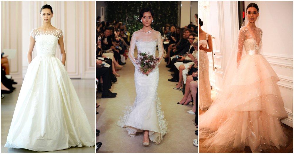Bridal Fashion Week Spring 2016 Part 1