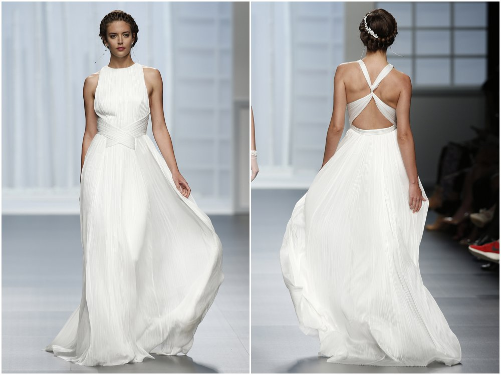 Barcelona Bridal Week 2015: Rosa Clara