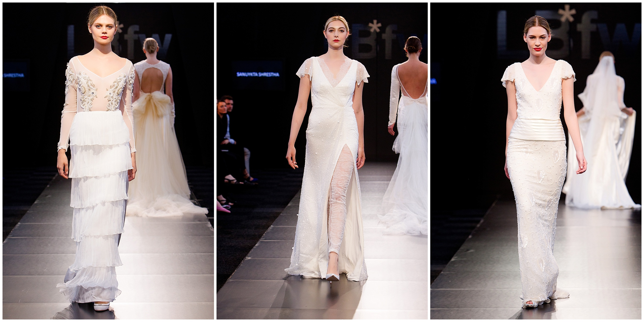 London Bridal Fashion Week: Designer Collections