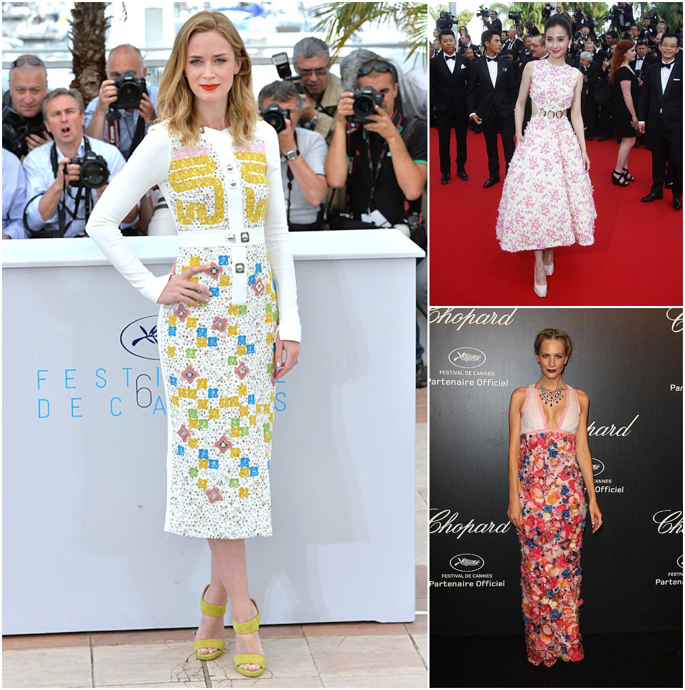 Cocktail outfits: Cannes Film Festival 2015