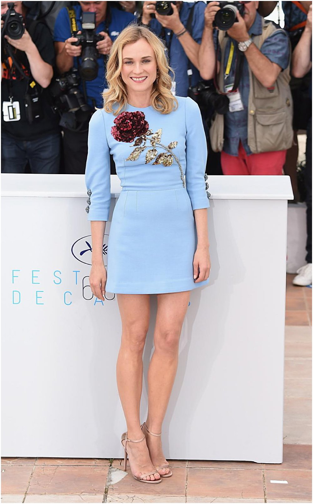 Cocktail Dresses: Cannes Film Festival 2015