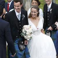 Andy Murray's Wedding