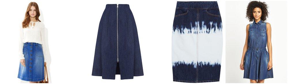 Get the Look: Denim Styles