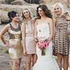 Fashion Conscious Bridesmaids