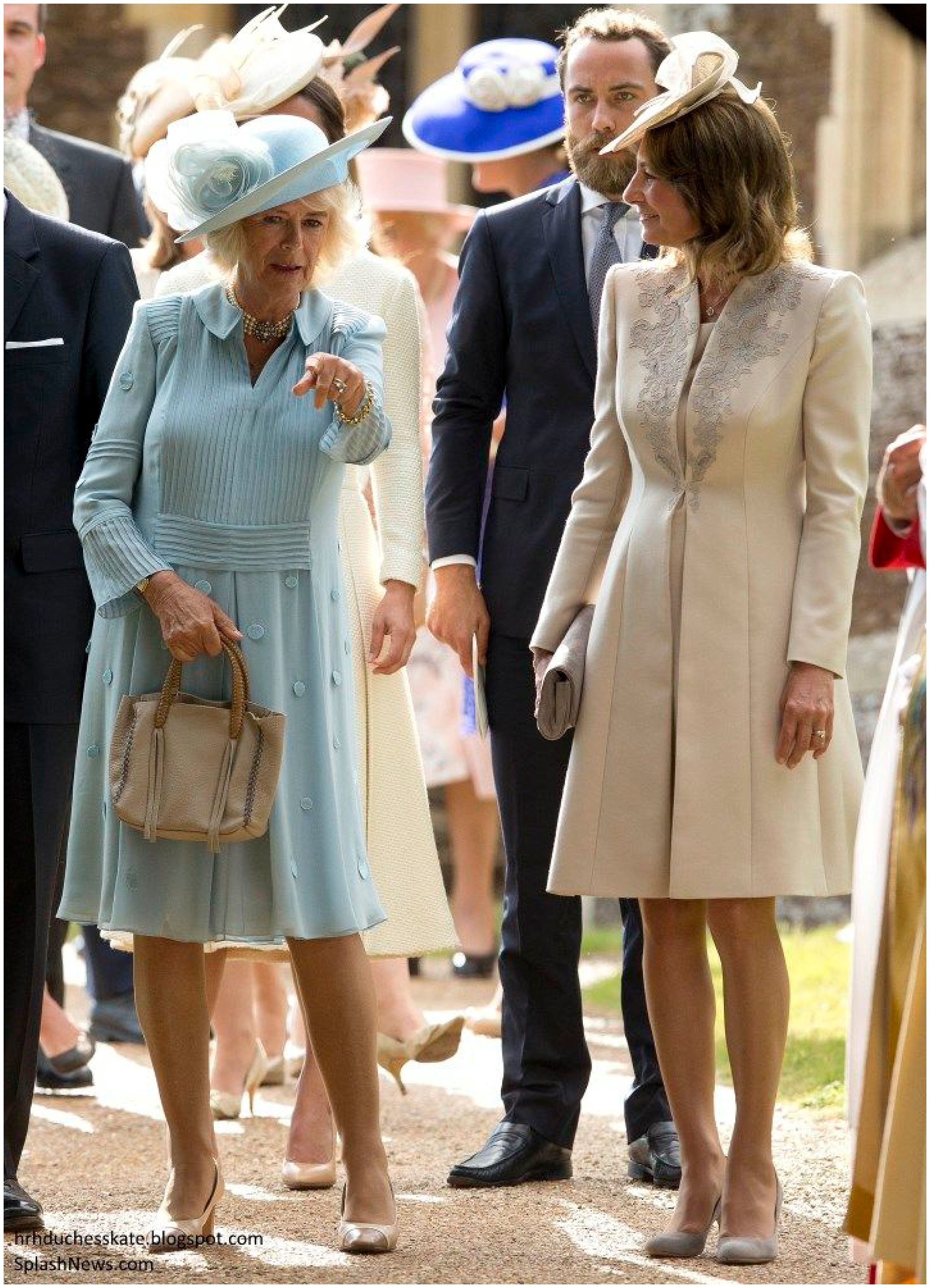 Christening in style: Dressing for family occasions