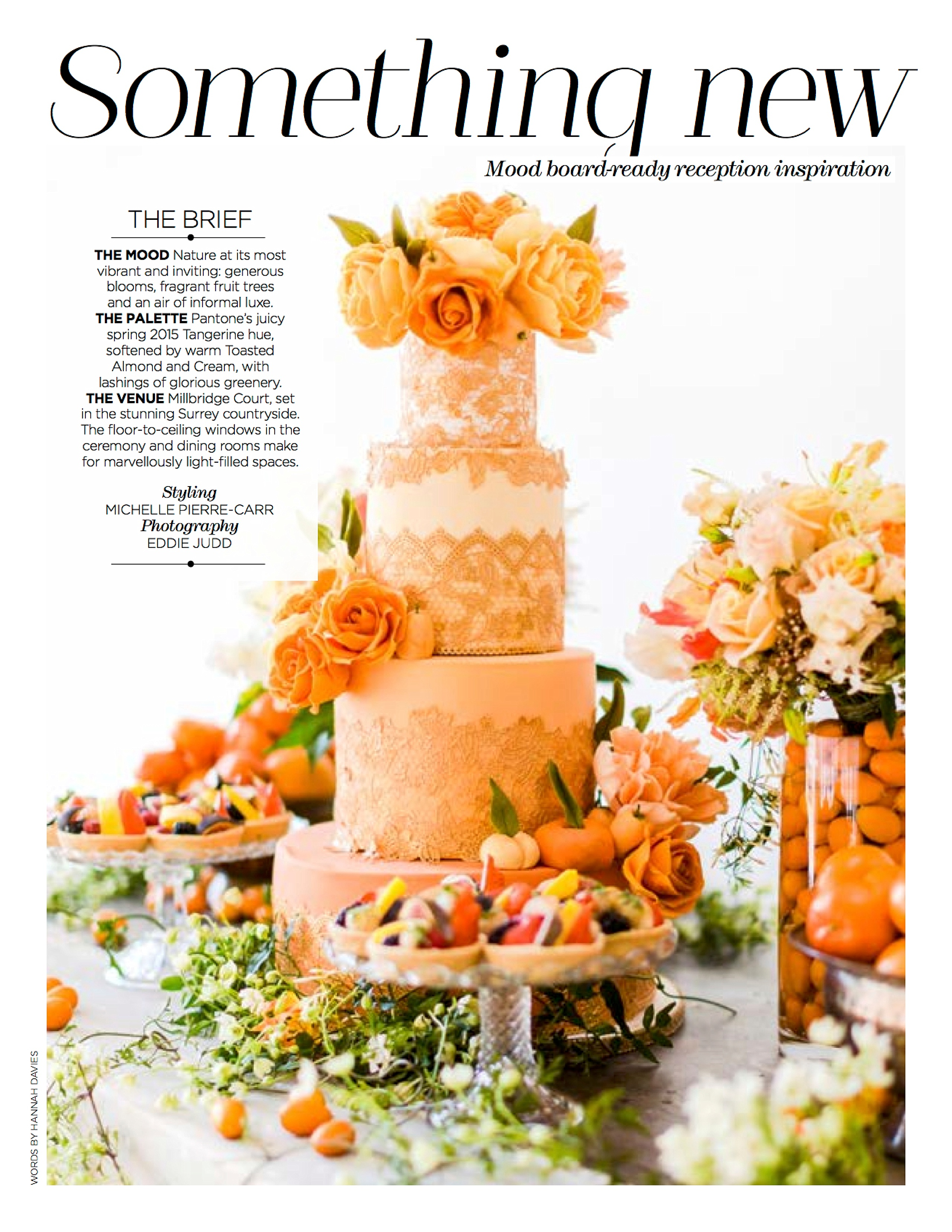 Published/Press: Featured in You and Your Wedding