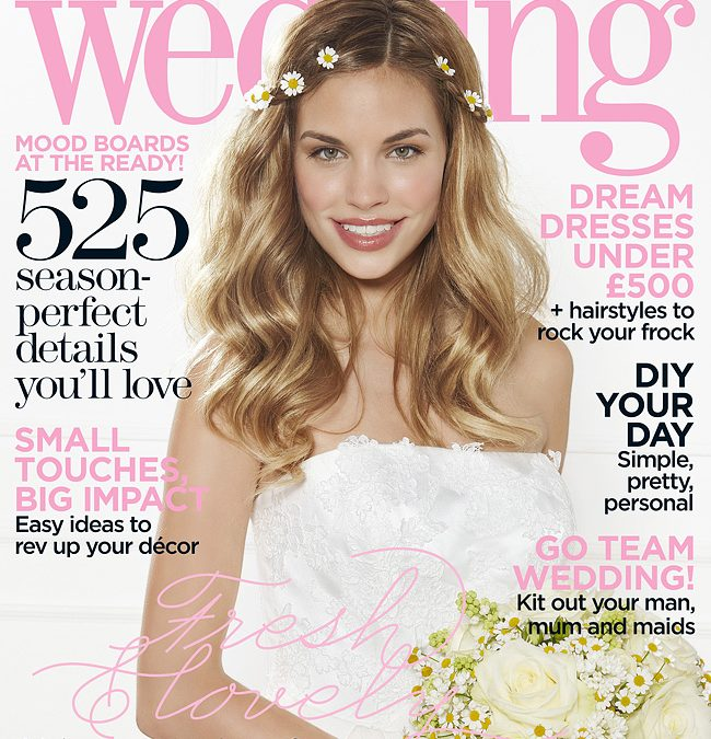 Published/Press: Featured in You & Your Wedding