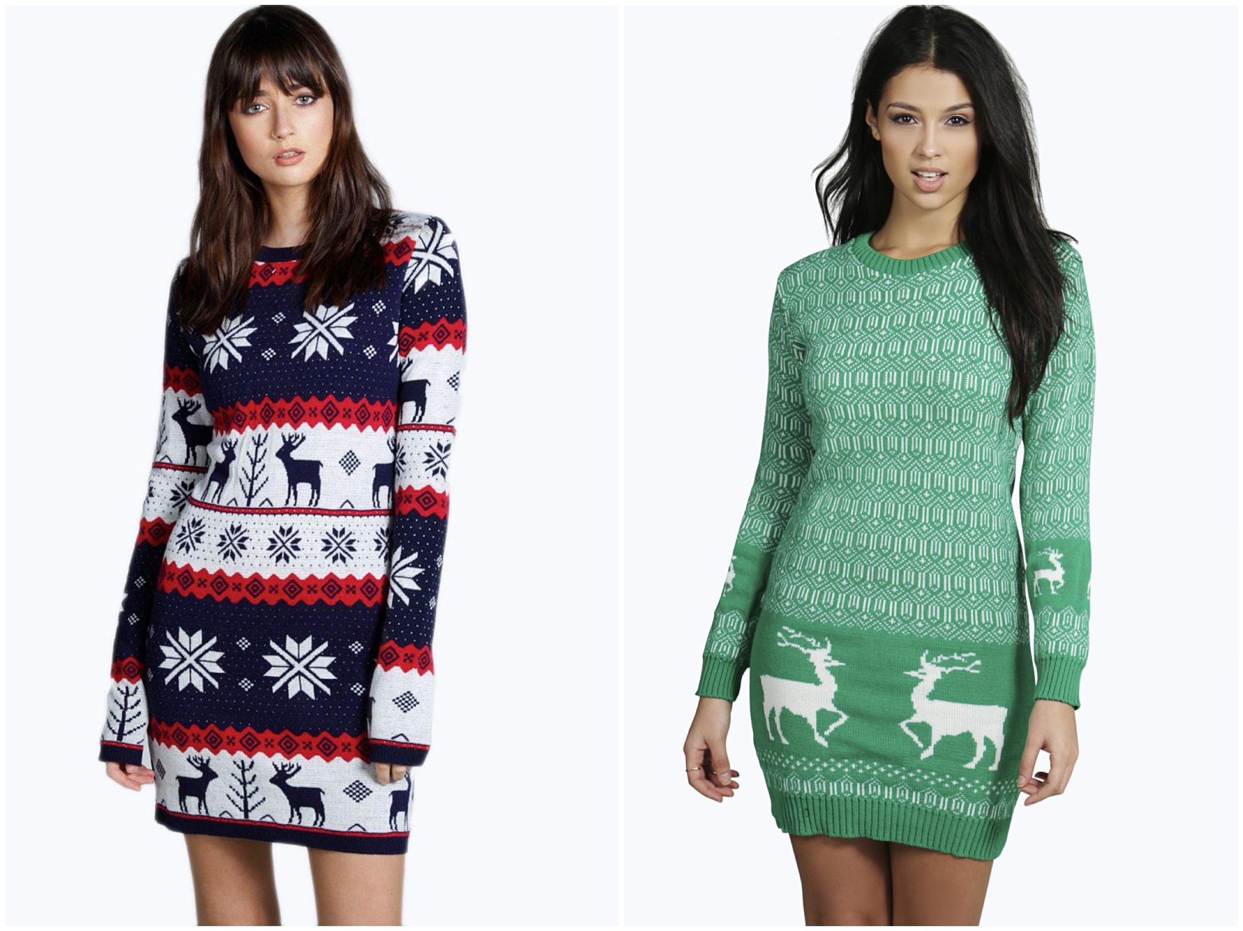 Festive Christmas Jumpers 2015