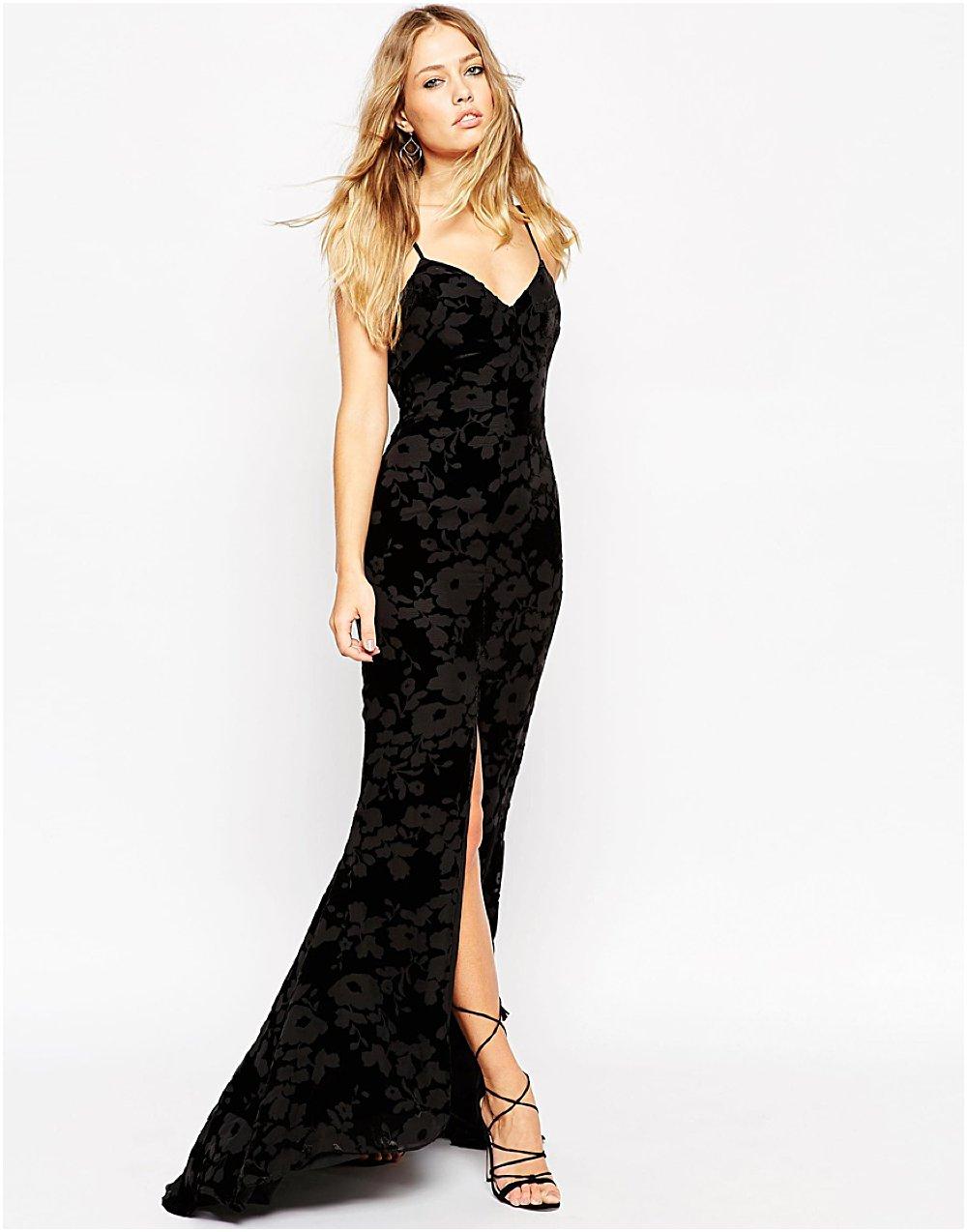 The Little Black Velvet Dress - Christmas 2015