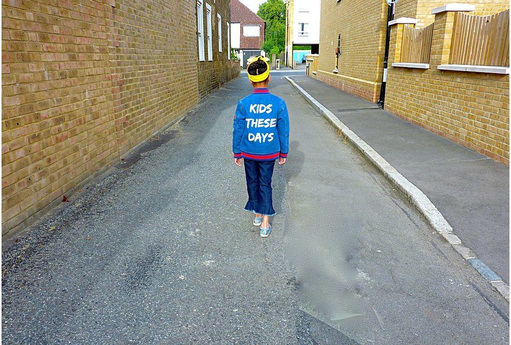 STATEMENT PRINTS: STREET WEAR KIDS FASHION AW18