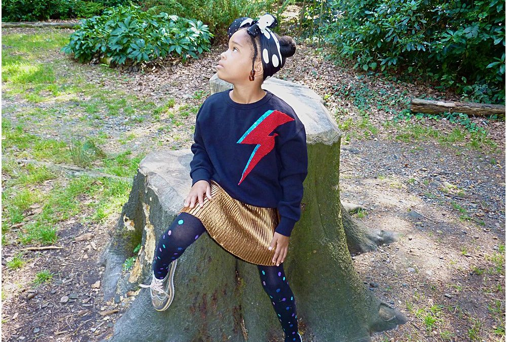 STATEMENT JUMPERS: KIDS FASHION AW18
