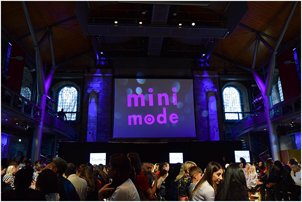 MINI MODE: London's Premier Kids Fashion Show