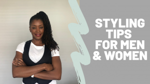 STYLING TIPS FROM @STYLEDBYPIERRECARR