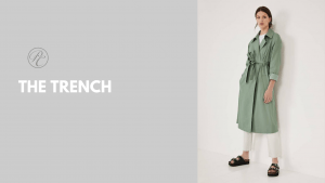 Fashion stylist @styledbypierrecarr highlights six spring jackets for the season