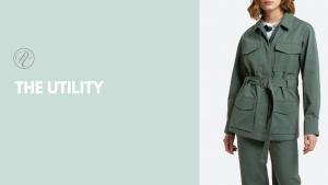 Fashion stylist @styledbypierrecarr highlights spring jackets for the season